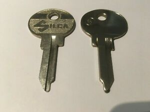 Lada 1200 - 21061, NIVA ab Bj. 1972 - Zünd Schlüsselrohling Silca Profil NE20