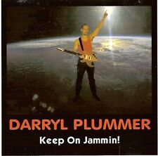 DARRYL PLUMMER - Keep On Jammin'! (CD 1999) Detroit