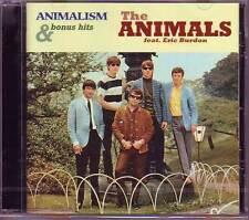 THE ANIMALS feat. ERIC BURDON - Animalism & Bonus Hits CD