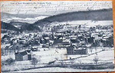 1908 Postcard: Bird's Eye View - New Bloomfield, Pennsylvania PA