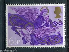 GRANDE-BRETAGNE, GB, 1975, timbre 770, NOEL, ANGE, ANGEL, neuf**, MNH STAMP