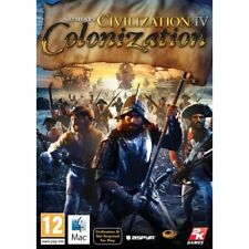 CIVILIZATION 4 / IV: COLONIZATION game for Apple Mac, NEW, Australian Stock !