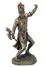 Chango - God Of Fire, Thunder, Lightning And War Statue Sculpture - **GIFT BOXED