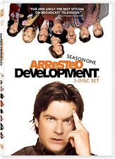 Brand New DVD Arrested Development: Season One Jason Bateman Portia de Rossi