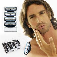 Brand New 4 Blade For Gillette MACH 3 Razor Shaving Shaver Trimmer Men's Supply