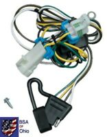 Trailer Hitch Wiring Tow Harness For Chevrolet S-10 Pickup 1998 1999 2000 2001