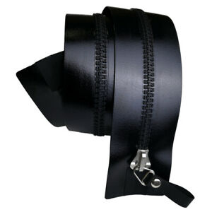 TPU Waterproof Diving Suit Zipper Resin Airtight Zipper for Drysuit 68mm Width