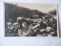 Ansichtskarte Triberg Schwarzwald Oberstadt 30/40er??