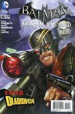 Batman Arkham Unhinged #10 (2013) DC Comics