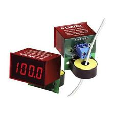 1 x LED Digital AC amperímetro Murata 1.999 A RMS, 3.5 dígitos Panel 240 V 33.9 X 21 mm