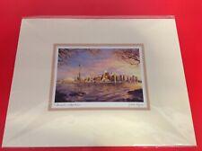 "NEW Sealed - TORONTO SKYLINE - CANADIAN ART CARD SERIES By JOHN PRYCE 14"" x 11"""