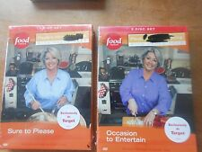NEW Paula's Home Cooking, Occasion to Entertain, Sure to Please, 2 DVD Sets