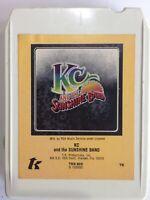 KC AND THE SUNSHINE BAND KC And The Sunshine Band TK8 603 8 Track Tape