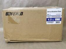 Buffalo DriveStation Duo 4TB External USB3 7200 rpm Hard Drive HD-WH4TU3R1 ➔➨☆➨✔