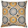 "Ikea MURBINKA Pillow Cushion Cover 20"" x 20"" Multicolor Retro Geometric Circle"
