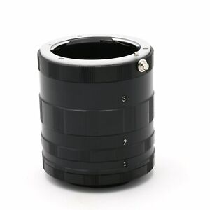 Macro Lens Extension Tube Adapter Ring for Pentax K mount PK DSLR K10D 30 5 r 3