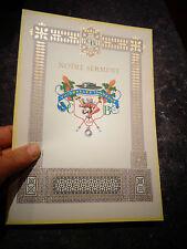 """Ordre des Compagnons du Beaujolais Notre Serment """"Vuidons les Tonneaux"""" Tastevin"""