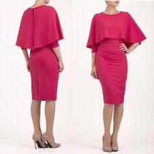 BNWT Diva Catwalk Dress Size XL 14/16 Pink Mother Of The Bride Wedding D122