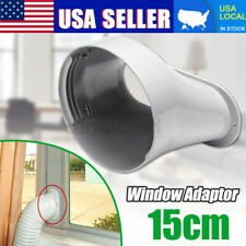 15CM Window Adapter Tube Connector Exhaust Hose Kit For Portable Air Conditioner