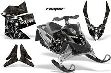 Snowmobile Graphics Kit Sled Decal Wrap For Ski Doo Rev XP Summit 08-12 REAPER K