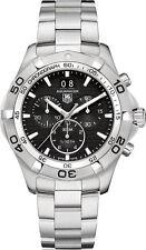 Tag Heuer CAF101e.BA0821 Aquaracer Grande Date Chronograph Gents Quartz Watch