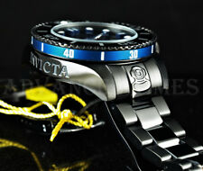 Invicta 300m Grand Diver GEN II BLACK COMBAT Automatic Black Ion Plated SS Watch