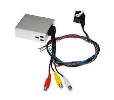 Multimedia Adapter IMA Interface MFD 3 RNS 510 Video TV Stecker f Skoda Columbus