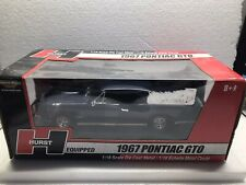 Ertl American Muscle 1967 Pontiac GTO Hurst Edition 1:18 Scale Diecast