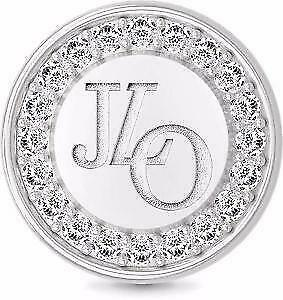 Jennifer Lopez ENDLESS Jewelry JLO SIGNET SILVER Sterling 925 Charm #1232