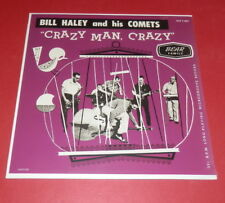 Bill Haley and his Comets -- Crazy man crazy -- 10 Inch / Rock`n`Roll / NEU