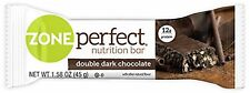 Zone Perfect Nutrition Bars, Double Dark Chocolate, 20 Count