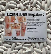 Glucosamina Solfato 2KCL 1000mg & Vitamina C 1000 Compresse Buy in All'Ingrosso