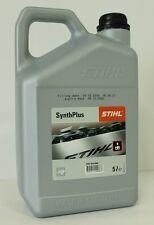 Stihl SynthPlus 5 Liter Sägekettenhaftöl Kettenhaftöl Kettenöl Haftöl