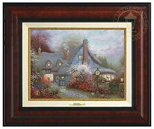 Thomas Kinkade Sweetheart Cottage 9 x 12 Canvas Classic (Choice of Frame)