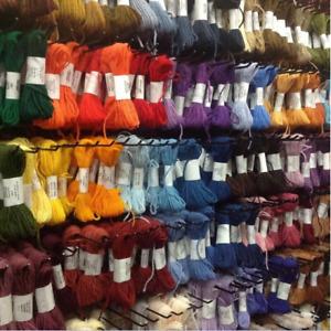 Appletons Tapestry Wool Skeins 10m 4 ply British yarn Shades 561 - 998