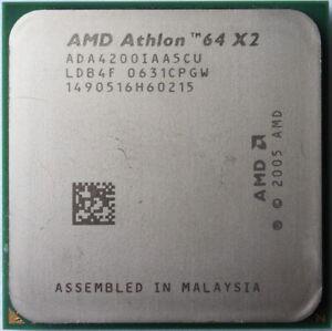 Processeur AMD ATHLON 64 X2 4200 + (ADA4200IAA5CU) SOCKET AM2