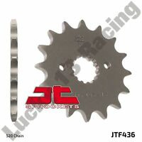JT 15T front sprocket for Aprilia RS 250 95-02 Suzuki RG 250 83-88 RGV 250 89-93