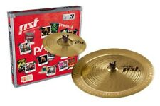 Paiste PST3 Effect Cymbal Set With Splash And China Cymbals PST3BS2FX
