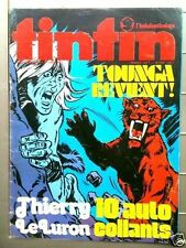Tintin Hebdoptimiste 80 - 2/74  Dossier Thierry LeLuron