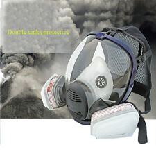 7in1 Face-piece Respirator Spray Painting Fogging For 3M 6800 Full Face Gas Mask
