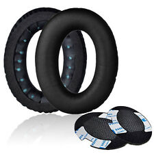 Air Soft Round Ear Pad Cushion F Bose QuietComfort QC2 QC15 AE2 AE2I Headphone