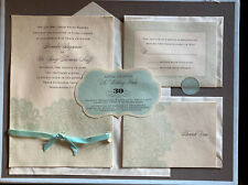 Anna Griffin The Wedding Studio 60 Invitations Reply Cards Thank Yous Envelopes