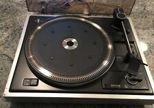 Philips Automatic 406 Record Player~DC Stereo Belt Drive~Germany