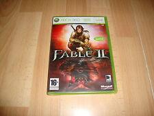 FABLE II 2 RPG DE LIONHEAD STUDIOS PARA LA XBOX 360 NUEVO PRECINTADO