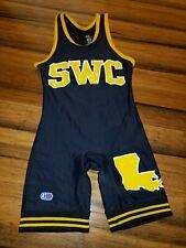 Wrestling Singlet XS Scorpions club Team cliff keen Louisiana