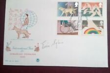 Eric Sykes Signed FDC