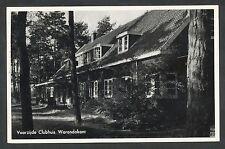 Leusden  Clubhuis Ingeborg  Voorzijde Warandakant