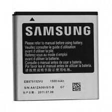 SAMSUNG EB575152VU BATTERY FOR GALAXY S S1 GT-I9000 I9001 I9003 PLUS 1500 mAh