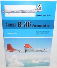 Warpaint Series No.102 - Convair B-36 'Peacemaker'          48 Pages    Book