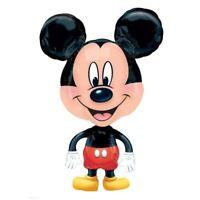 76.2cm Disney Mickey Mouse Juguetón Clubhouse METALIZADO Airwalker Globo Buddy